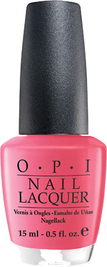 OPI Nail Polish - Strawberry Margarita