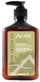 Amir Argan Oil Moisturizer 12 oz