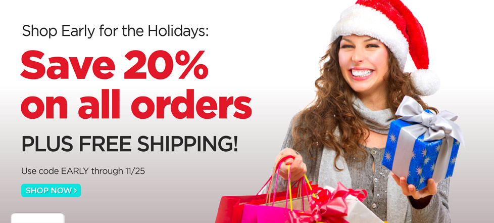 Save 25% On All Orders at beau...