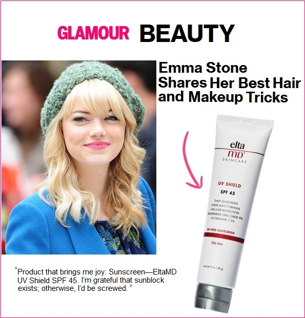 EltaMD UV Shield in Glamour