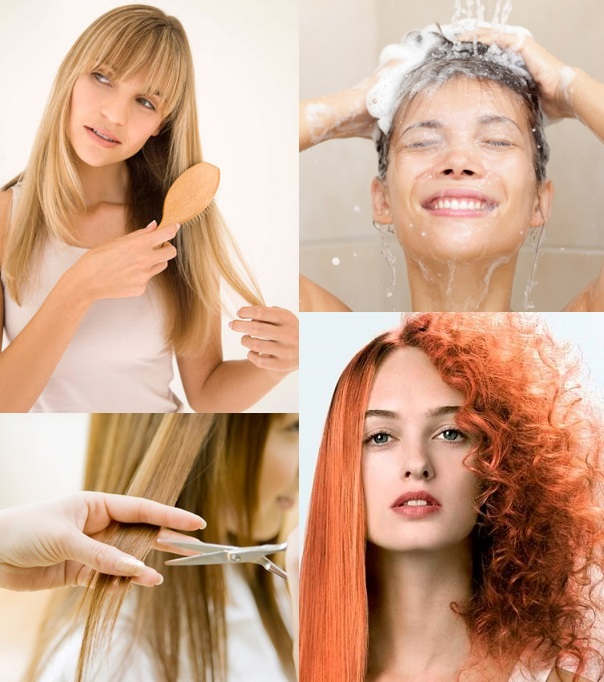 Hair Myths Revealed
