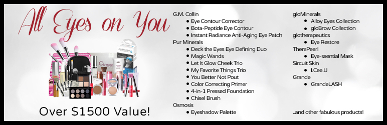 Winning Wonderland All Eyes on You Giveaway
