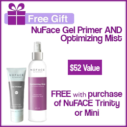 NuFace Free Gift with Purchase